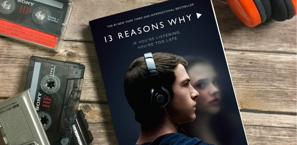 libro 13 reasons why