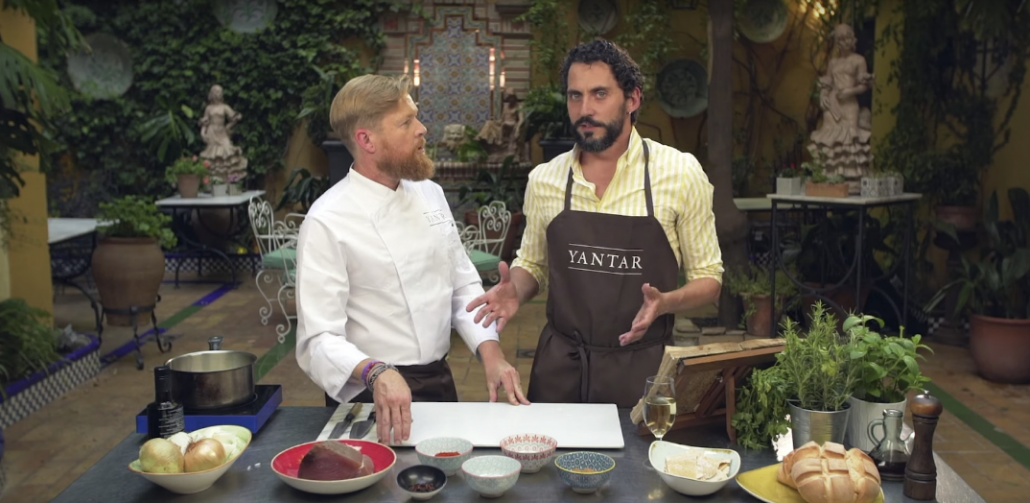 Yantar: The Cooking Show Inspired by The Plague