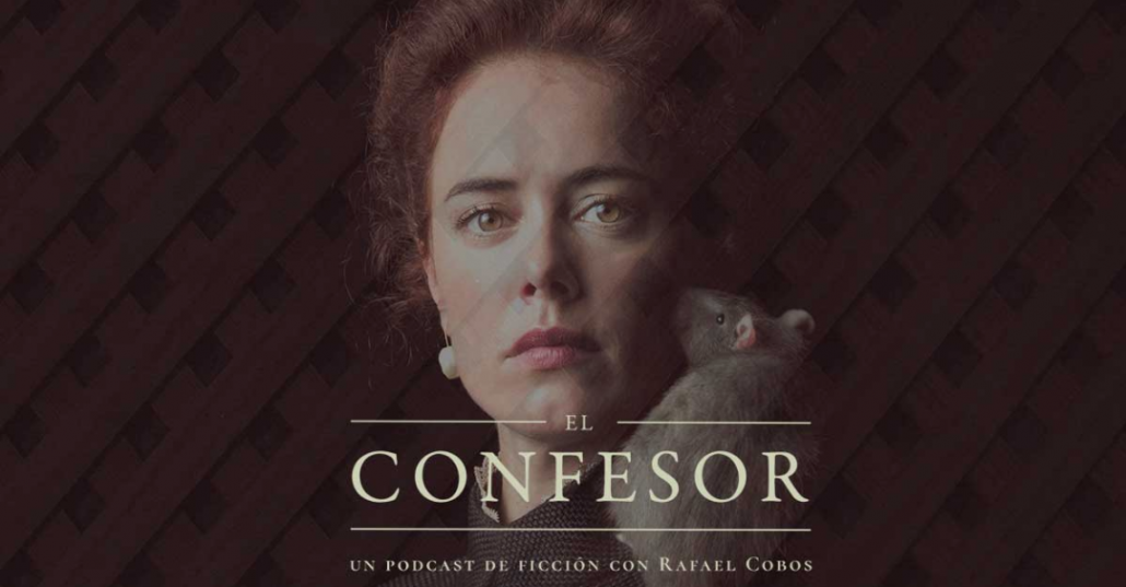 The Confessor: a fiction podcast with The Plague's protagonists