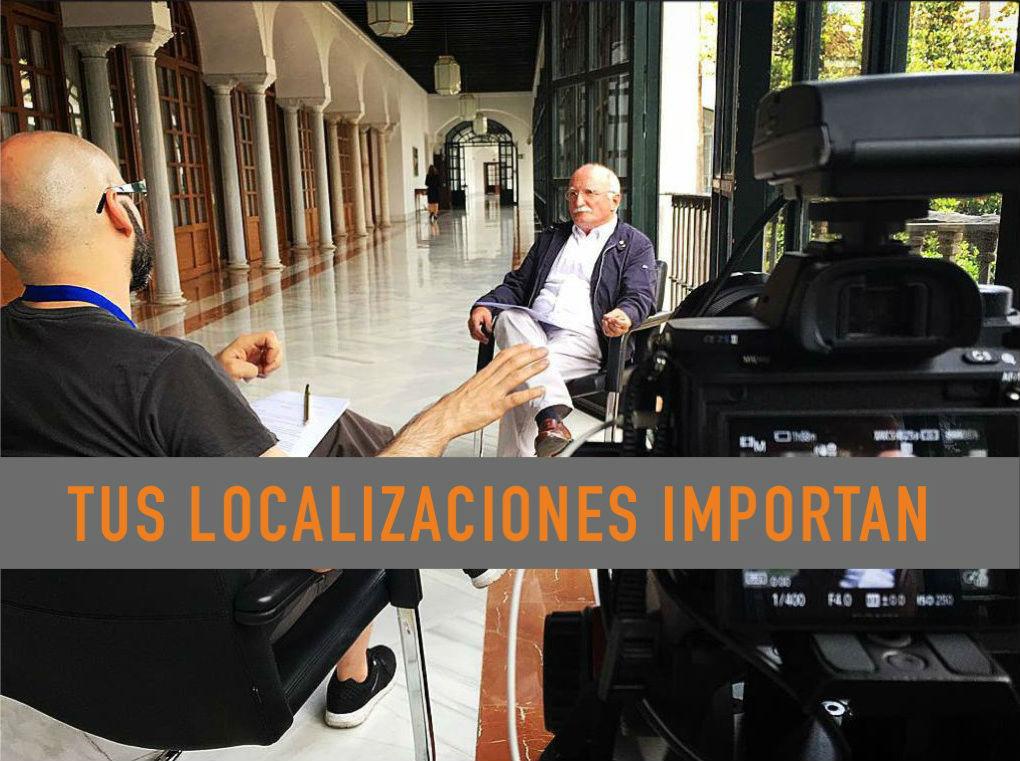 Consejos para que tus localizaciones ayuden a comunicar tu serie o película