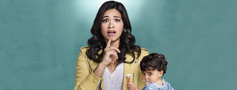 Here is Jane The Virgin y su transmedia